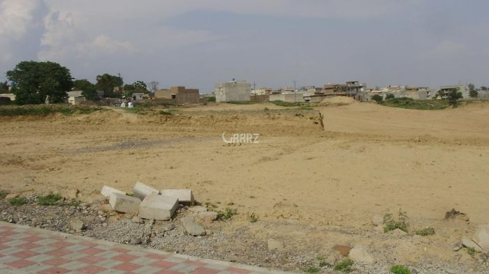 6 Marla Residential Land for Sale in Islamabad Ghauritown Phase-4