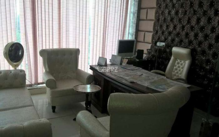 680 Square Feet Commercial Office for Sale in Karachi DHA Phase-7