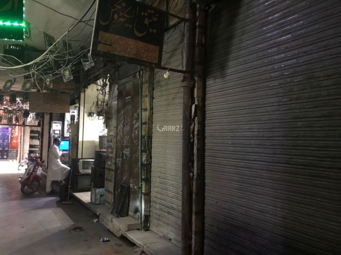 7 Marla Commercial Building for Sale in Gujranwala Said Nagri Bazar