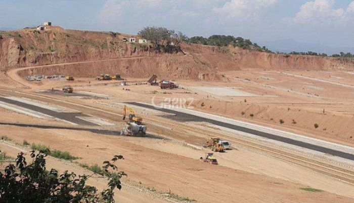 7 Marla Residential Land for Sale in Islamabad New Airport Town