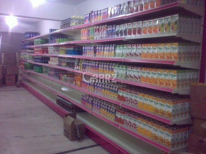 825 Square Feet Commercial Shop for Rent in Karachi DHA Phase-6