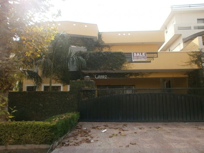 9 Kanal House for Sale in Islamabad B-17 Multi Gardens