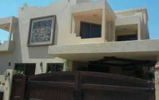 10 Marla House for Rent in Lahore Quaid Block