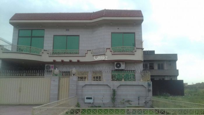 10 Marla House for Sale in Islamabad G-13/4