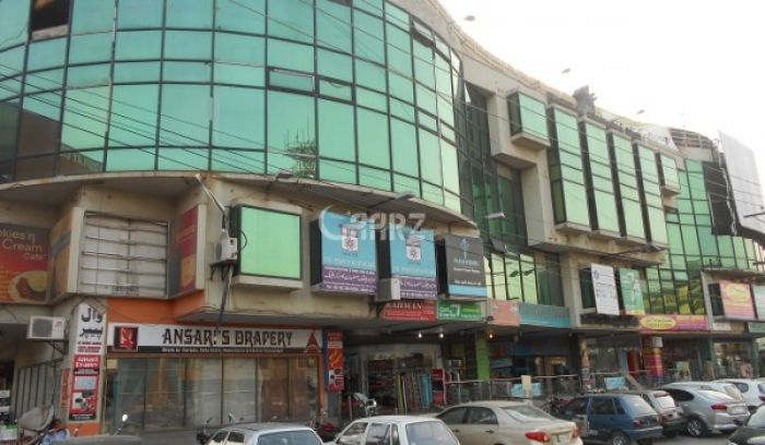 13.78 Kanal Commercial Building for Rent in Lahore Gulberg
