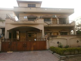 1.6 Kanal House for Rent in Islamabad F-7