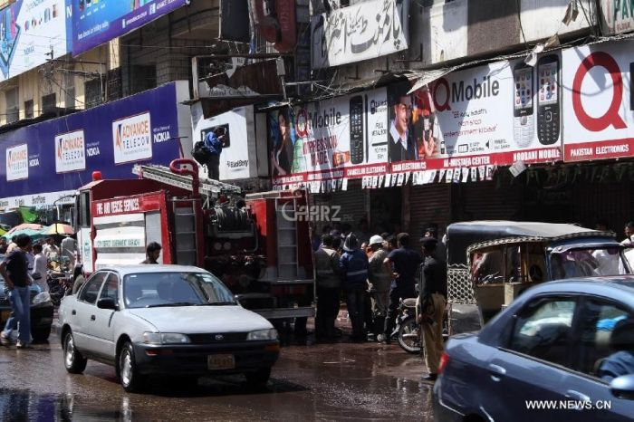 198 Square Feet Commercial Shop for Sale in Lahore Airport Road