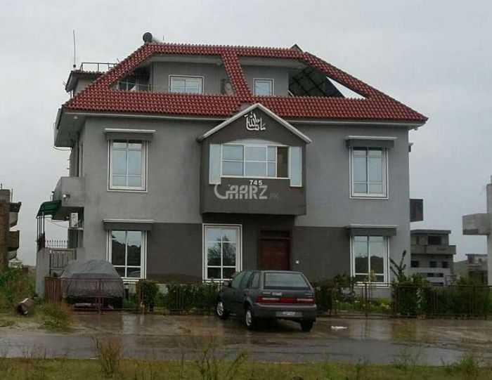 2 Kanal House for Sale in Islamabad F-7