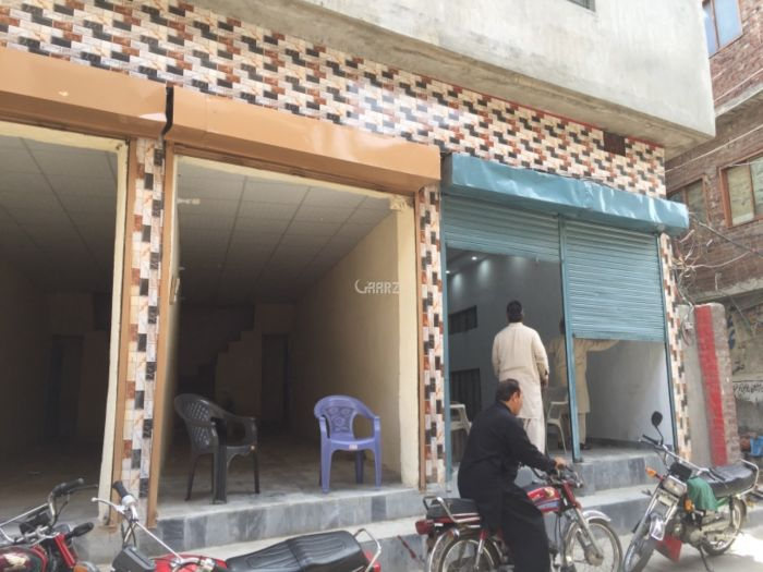 336 Square Feet Commercial Shop for Rent in Gujranwala Abadi Haji Ghulam Hassan