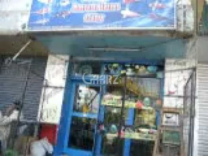 427 Square Feet Commercial Shop for Sale in Karachi DHA Phase-5