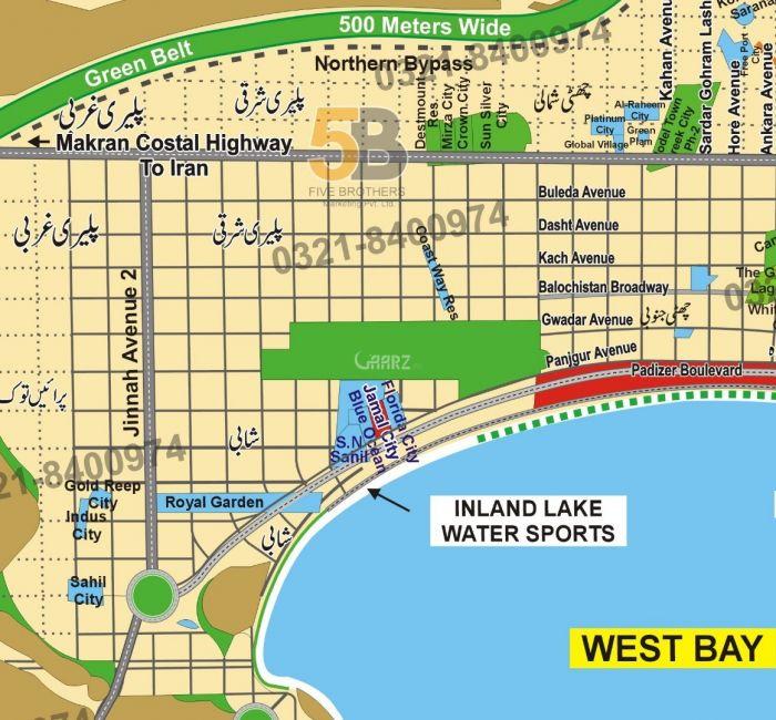 48 Kanal Commercial Land for Sale in Gwadar Mouza Paleri Sharqi