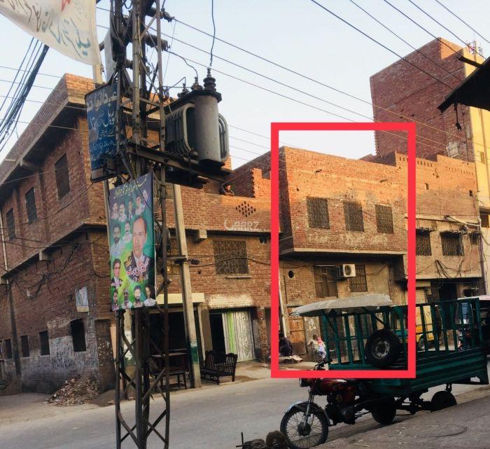 5 Marla Commercial Factory for Sale in Gujranwala Abadi Haji Ghulam Hassan