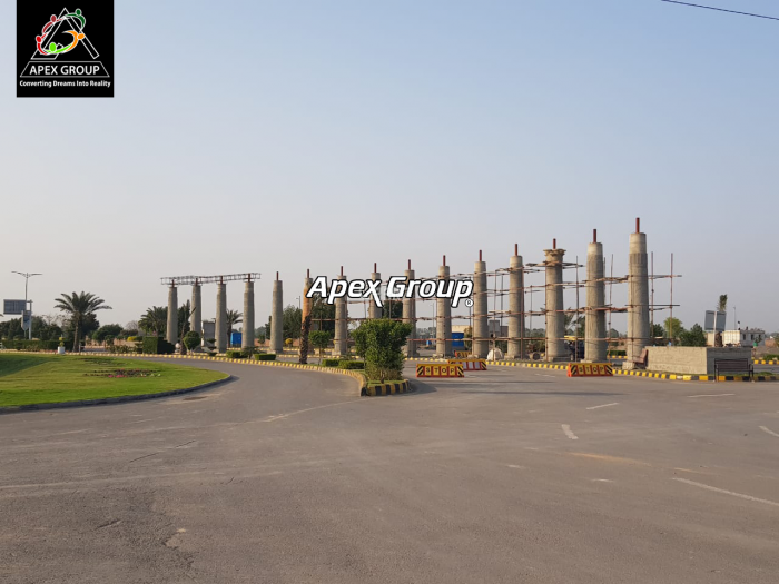 8 Marla Plot for Sale in Lahore New Lahore City