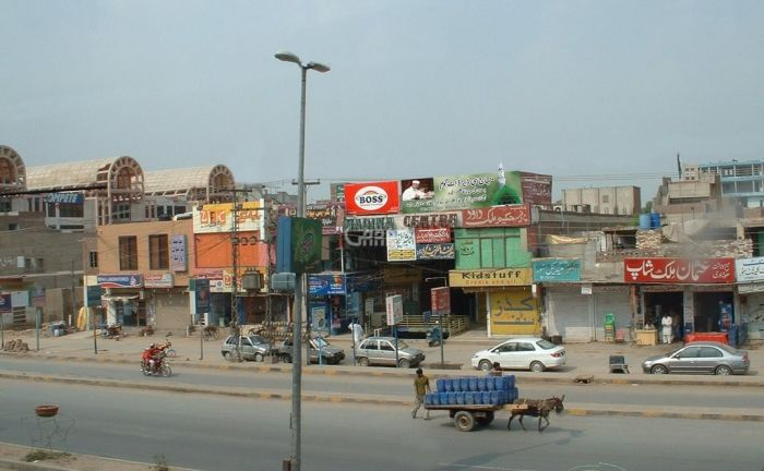 9000 Square Feet Commercial Building for Sale in Lahore Hali Road