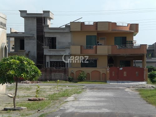 1 Kanal House for Sale in Lahore Gulbahar Block