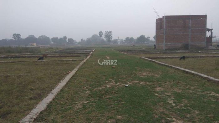 1 Kanal Plot for Sale in Islamabad Cdechs
