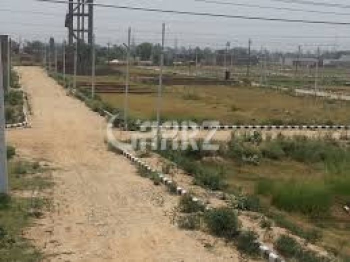 1 Kanal Plot for Sale in Peshawar Regi Model Town Zone-4 D-4