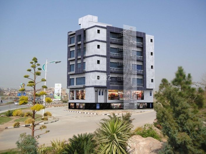 10 Marla Commercial Building for Sale in Abbottabad Link Road