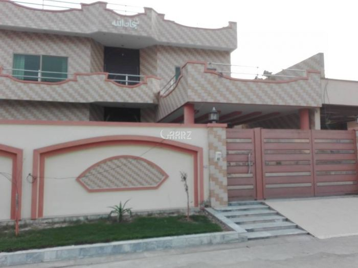 10 Marla House for Sale in Multan Ahmed Villas Bypass Road