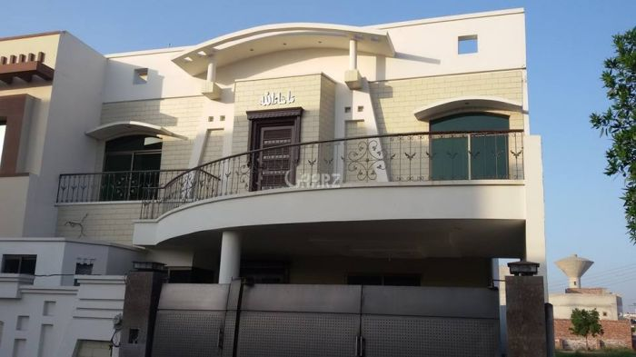 10 Marla House for Sale in Gujranwala Block A
