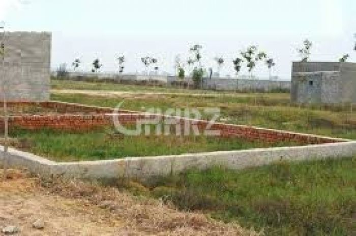 10 Marla Plot for Sale in Islamabad Emaar Canyon Views