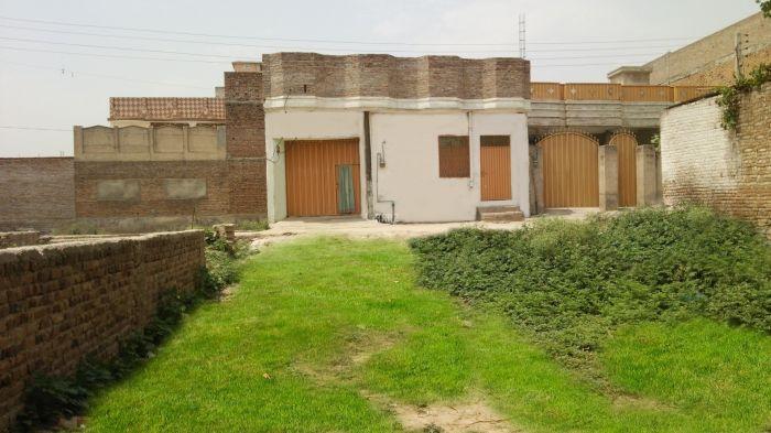 10 Marla Residential Land for Sale in Mardan Charsadda Road
