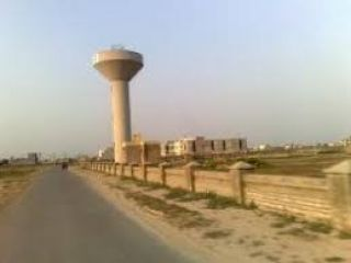 100 Square Yard Commercial Land for Sale in Karachi DHA Phase-6