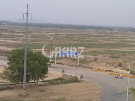 100 Square Yard Defence 100 square yards Commercial plot available in Muslim Commercial phase VI for Sale in Karachi DHA Phase-6