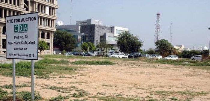 13 Marla Commercial Land for Sale in Islamabad Faisal Town F-18