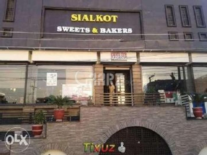 14 Marla Commercial Office for Rent in Sialkot Circular Road
