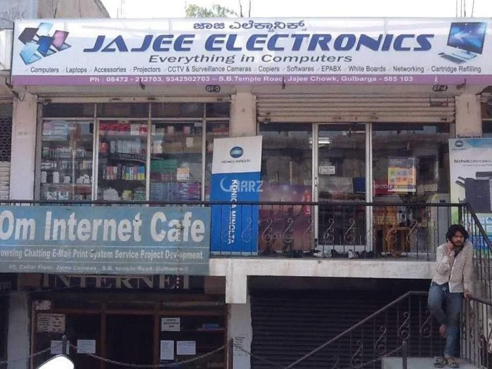 169 Square Feet Commercial Shop for Rent in Lahore Aamir Town
