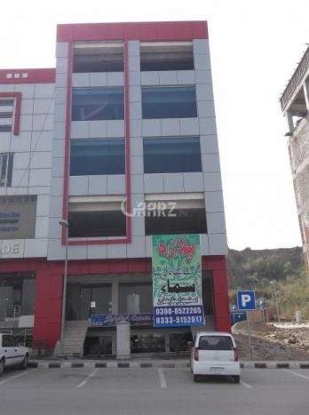 2350 Square Feet Commercial Building for Rent in Karachi DHA Phase-6