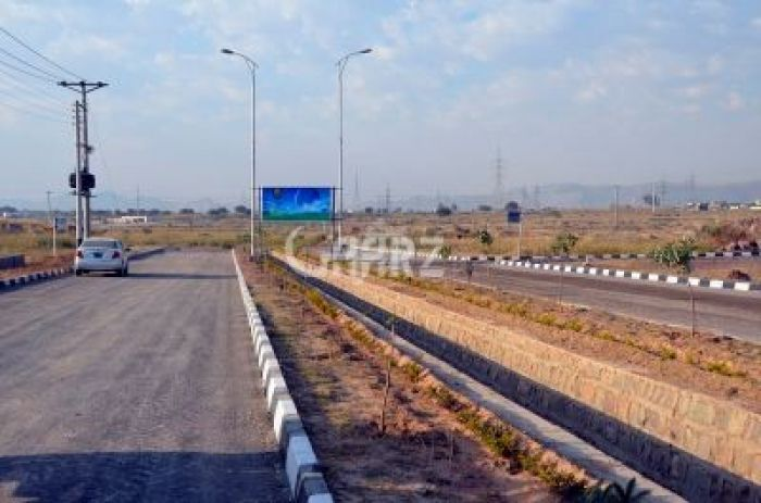 2.49 Kanal Commercial Land for Sale in Islamabad F-7/1