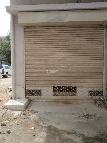 250 Square Feet Commercial Shop for Rent in Karachi Phase-2 Extension