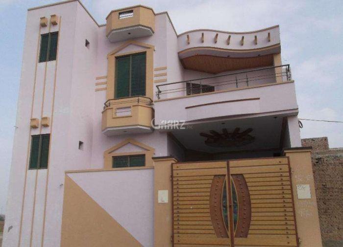 3 Marla House for Sale in Peshawar Main Ali Villa's