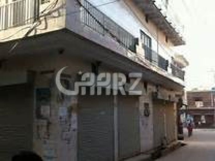 300 Square Feet Commercial Shop for Sale in Peshawar Phase-5