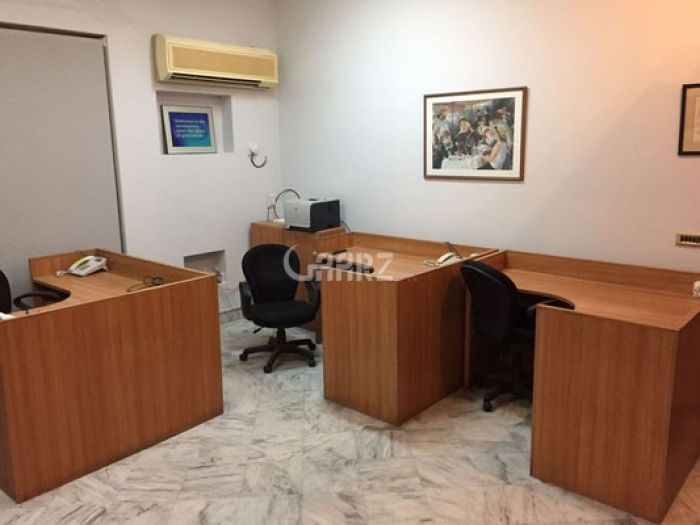 3400 Square Feet Commercial Office for Rent in Karachi DHA Phase-6