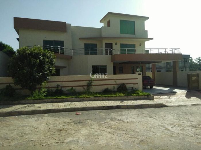 37 Marla House for Sale in Islamabad E-7