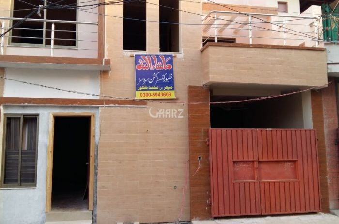 4 Marla House for Sale in Lahore Aamir Town