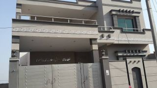5 Marla House for Sale in Multan New Shalimar Colony