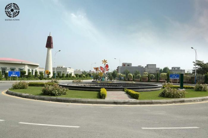5 Marla Plot for Sale in Lahore Bahria Nasheman Iris