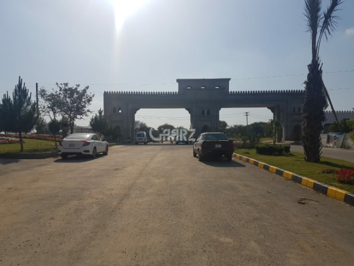 5 Marla Residential Land for Sale in Fateh Jang Green City