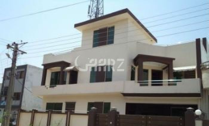 7 Marla House for Sale in Peshawar Hussain Abad Colony
