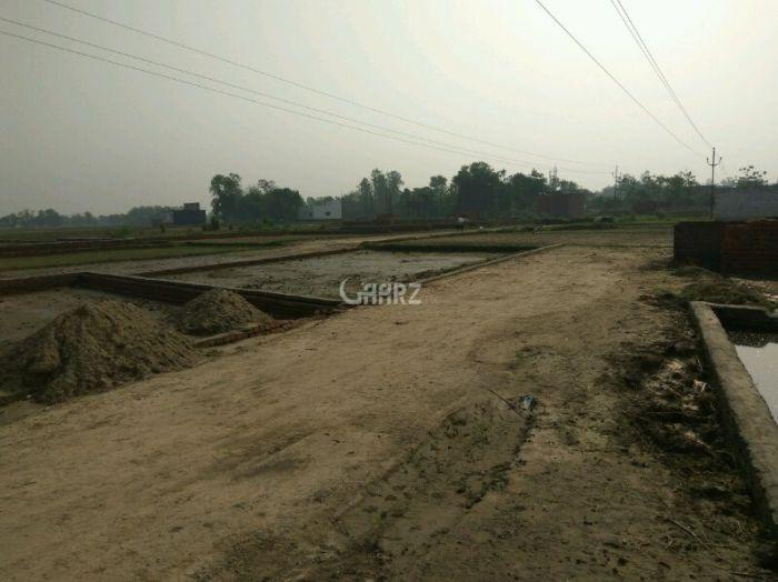 7 Marla Plot for Sale in Islamabad B-17 Multi Gardens