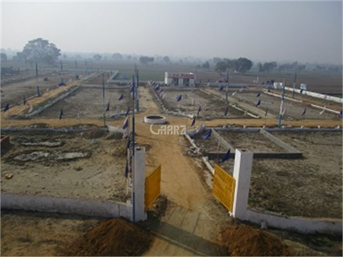 7 Marla Residential Land for Sale in Lahore Jubilee Town Block D