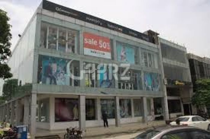 7200 Square Feet Commercial Building for Sale in Islamabad G-6 Markaz