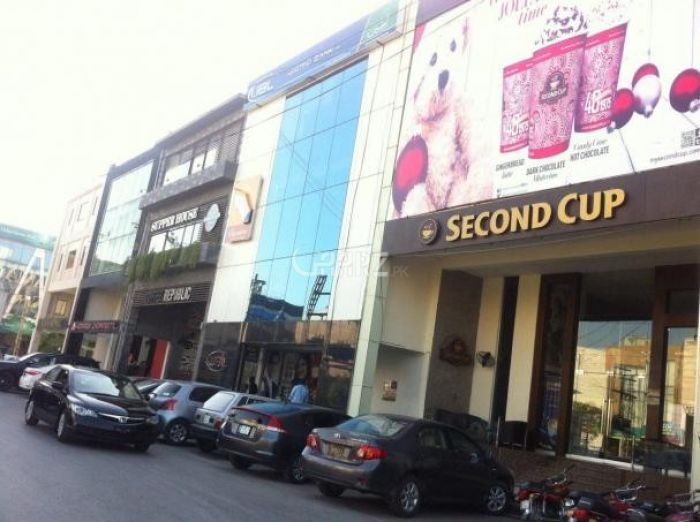 900 Square Feet Commercial Shop for Rent in Lahore Mm Alam Road
