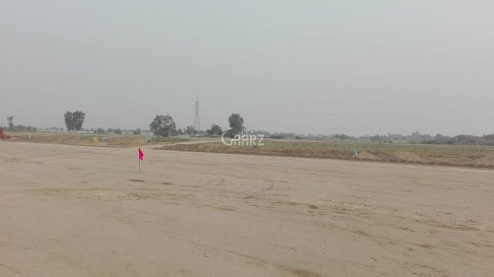 1 Kanal Plot for Sale in Rawalpindi Sector A, DHA Defence Phase-5