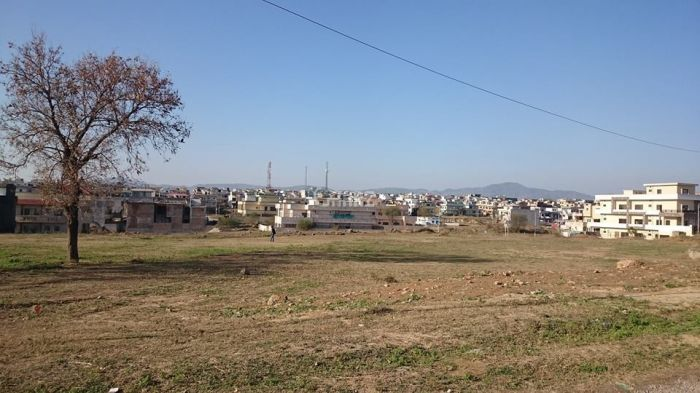 1 Kanal Residential Land for Sale in Islamabad E-19