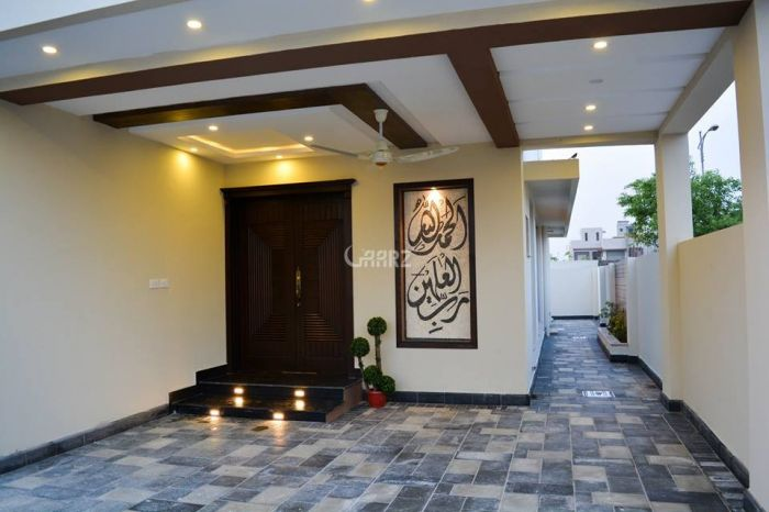 10 Marla House For Sale In Block D Bahria Town Phase 8